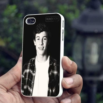 Shawn Mendes pose Case for iPhone 4/4S iPhone 5/5S/5C and Samsung Galaxy S3/S4 in shop malaweungcase