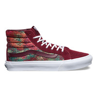 Italian Weave SK8-Hi Slim | Shop at Vans