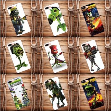 Vvcqod Soft Top Selling Plants Vs Zombies Garden Warfare For Apple iPhone 4 4S 5 5C 5S SE 6 6S 7 8 Plus X For Moto G G2 G3