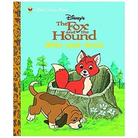 "Walt Disney's ""The Fox and the Hound: Hide and Seek"" Little Golden Book®"
