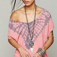 We The Free   Shoreline Tee at Free People Clothing Boutique