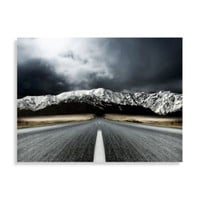Open Road Center Panel Wall Art