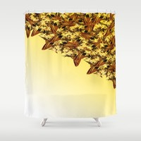 MINING Shower Curtain by Chrisb Marquez | Society6