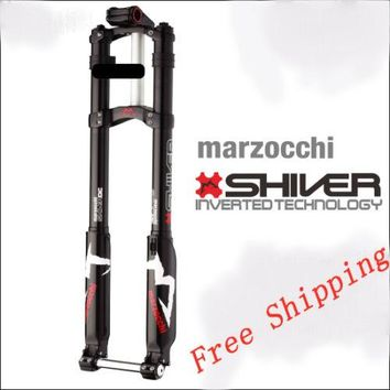 Marzocchi Shiver Fork Stickers For MTB Mountain bike bicycle front fork Marzocchi Shiver Race Vinyl Decals free shipping