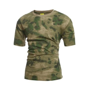 Mouse over image to zoom Details A-TACS FG Camo T-Shirt FOLIAGE GREEN Army Marine Corps USMC Paintball SWAT T shirt