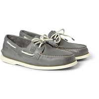Sperry Top-Sider - Authentic Original Burnished Leather Boat Shoes | MR PORTER