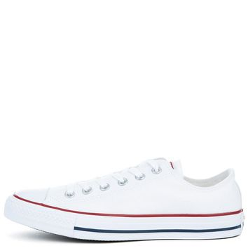 Converse Unisex  Chuck Taylor Lowtop Optical White Canvas 7f57481458
