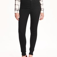 High-Rise Rockstar Built-In-Sculpt Jeans for Women | Old Navy