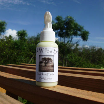 Lotion, Monkey Farts scented, Olive Oil/Vitamin E, Hand/Pump Bottle