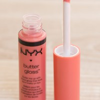 NYX Butter Gloss - Sunday Mimosas