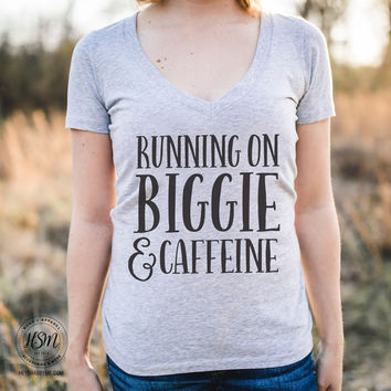 Running on Biggie and Caffeine