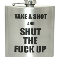 Have a Shot and STFU Flask