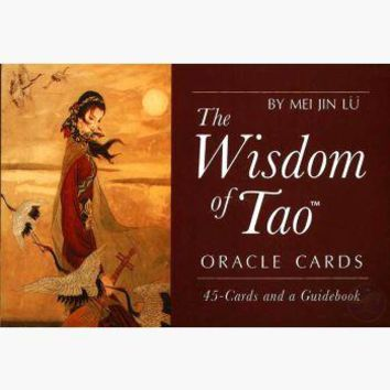 Wisdom of Tao Oracle Cards vol 1