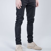 Skinny Lin Dry Dark Mood - Nudie Jeans Online Shop