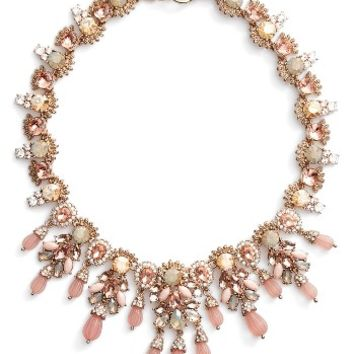 Marchesa Sheer Bliss Collar Necklace | Nordstrom