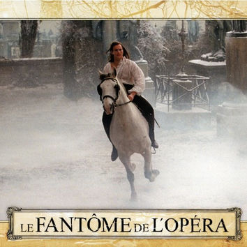 The Phantom of the Opera (French) 11x17 Movie Poster (2004)