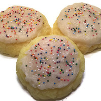 2 Sugar Cookie Scented Wax Melts 2 Sugar Cookie Candle Tarts 2 Sugar Cookie Cookie Shaped Wax Melts