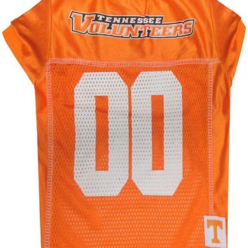 Tennessee Volunteers Dog Jersey Xs