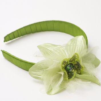 Little Adventures Lily Pad Headband