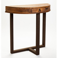 Rocca Half Round Console - Moe's Home Collection