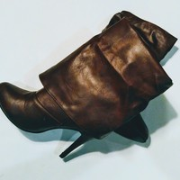 Vanity adorable boots size 9