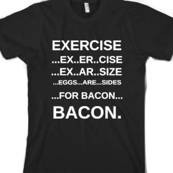 Black T-Shirt | Funny Food Joke Shirts
