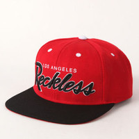Young & Reckless OG Script Snapback Hat at PacSun.com