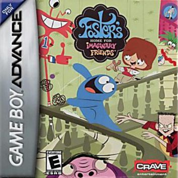 Foster's Home for Imaginary Friends Nintendo Game Boy Advance