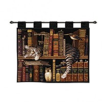 Pure Country Weavers Frederick the Literate Tapestry - 801-WH