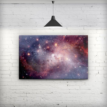 Vibrant Space - Fine-Art Wall Canvas Prints