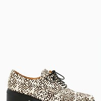 Jeffrey Campbell Wesley Oxford