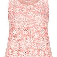 Petite Scallop Lace Vest - New In This Week - New In - Topshop USA