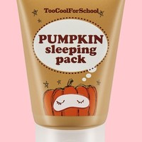 Too Cool For School Pumpkin Sleeping Pack Overnight Facial Mask | Nordstrom