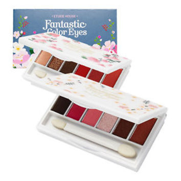 [ETUDE HOUSE] 2015 New Fantastic Color Eyes 0.7g*6pcs 2 Type / Spring eye makeup