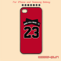 Miley Cyrus, Mike will made it, 23,iPhone 5 case, iPhone 5C, iPhone 5S , Phone case, iPhone 4S , Case,Samsung Galaxy S3, Samsung Galaxy S4