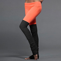 Ribbed Leggings Yoga Leggings Fitness Yoga Pants Women Female Trousers Running Pants Sports Woman Gym Clothes Sportswear