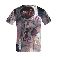 Apollo-11 All Over Print T-Shirt for Men (USA Size) (Model T40) | ID: D2145603