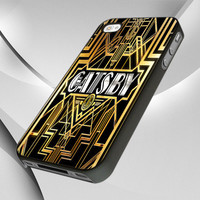 The Great Gatsby-iPhone 4/4s, iPhone 5 / 5s / 5c, Samsung Galaxy s3 / s4