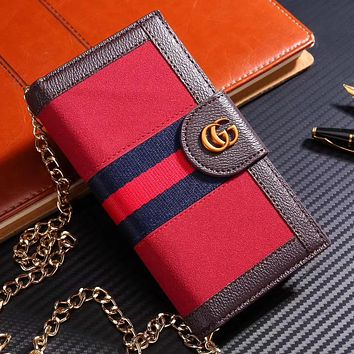 Perfect Gucci  Phone Cover Case For iphone 7 7plus 8 8plus iPhone X XS XS max XR