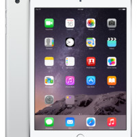 iPad mini 3 Wi-Fi 16GB - Silver - Apple Store (U.S.)