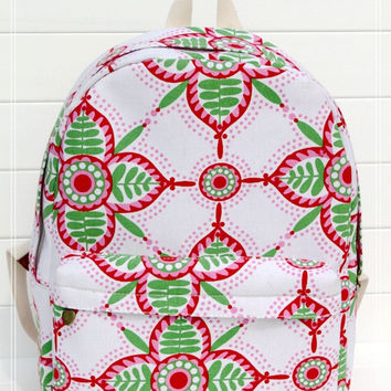 Canvas Backpack = 4887995076