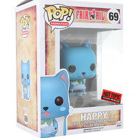 Funko Fairy Tail Pop! Happy Vinyl Figure Hot Topic Exclusive Pre-Release