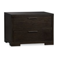 Asher 2-Drawer Nightstand