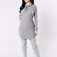 Get Me Home Dress - Light Lavender