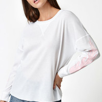 LA Hearts Thermal Long Sleeve T-Shirt at PacSun.com