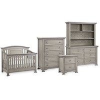 Munire Brunswick Nursery Furniture Collection in Ash Grey