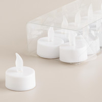 Flameless LED Tealight Candles, 10-Pack - World Market