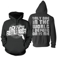 A Day To Remember: Florida Hardcore Hoodie