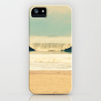 Winter Wave iPhone Case by RDelean | Society6