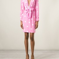 Moschino Heart Print Dress - Julian Fashion - Farfetch.com